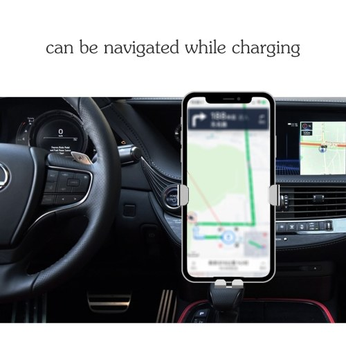 Wireless Car Charger Vehicle-mounted Charging Mobile Phone