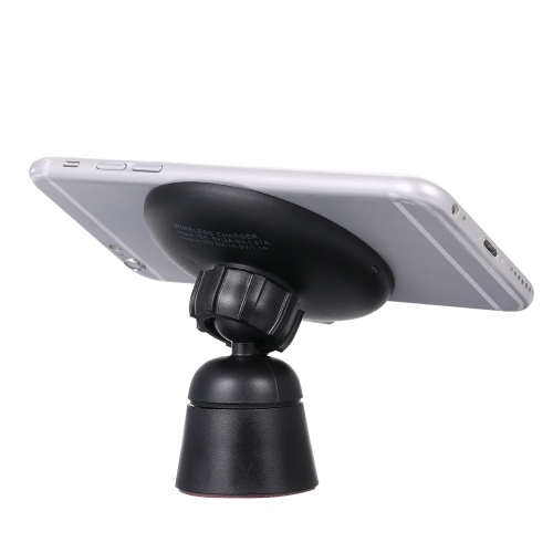 Suction Cup Wireless Car Charger Charging Mobile Phone