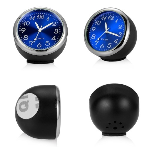 Mini Car Digital Hygrometer Decoration High Precision Automotive electronic Car Accessories