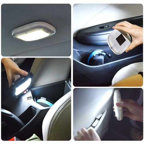 Car Reading Light USB Charging Car Interior Roof Magnet Indoor Ceiling Lamps
