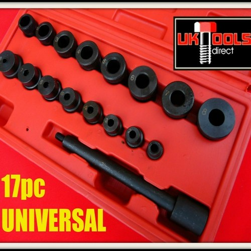 17pcs Clutch Vacancy Calibration Tool Auto Repair Steam Protection Tools Hole Opener
