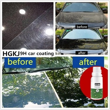 Hydrophobic Coating Technology Waterproof and Rainproof Oil Car Painting