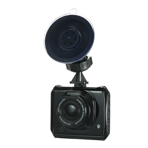 KKmoon 2.4″ Car DVR 720P HD Dash Cam with Vehicle Location Function