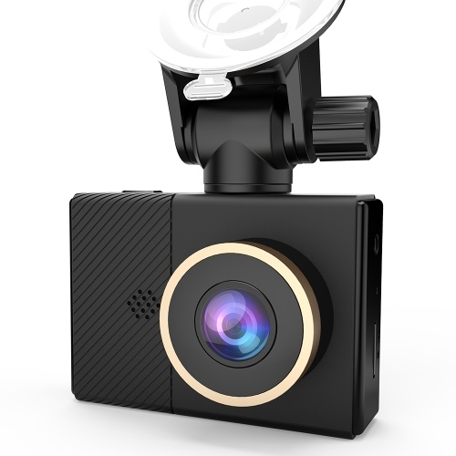 2.45″ IPS Display Full HD 1080P 150 Wide Angle Car DVR Real-time View