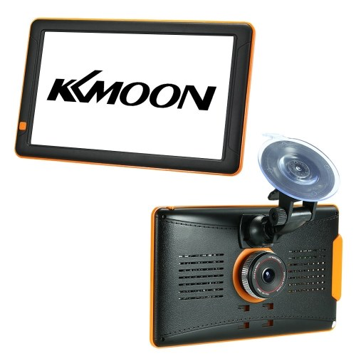 KKmoon 9inch Tablet GPS Navigation & 1080P Car DVR 2 in 1 Android Smart System with Free Map