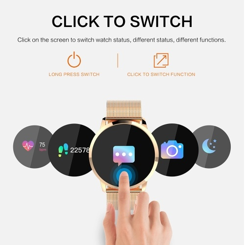 OUKITEL W1 Water-resistant Smart Watch