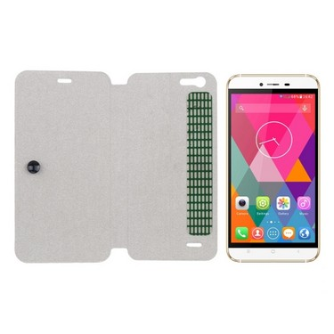 Luxury PU Leather Case Cover Flip Protective Skin with Cover for CUBOT X10 Smartphone