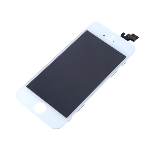 AAA+ Replacement Retina LCD Touch Screen Digitizer Glass Panel Frame Assembly for iPhone 5