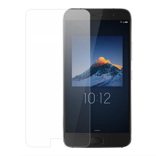 ADO 2PCS Tempered Glass Screen Protector Cover Film for ZUK Z1 9H 0.33mm Ultrathin High Transparency Anti-dirt Shatterproof Anti-scratch
