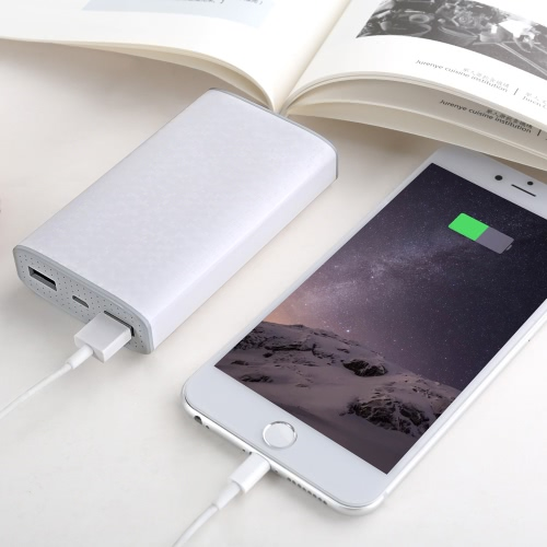 Besiter Portable Charger 4000mAh Large Capacity Safe Dual-output Power Bank for iPhone 6 6 Plus Samsung HTC Smartphones