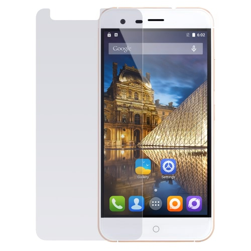 2.5D Tempered Glass Screen Protector Cover Film for Ulefone Paris 9H Ultrathin High Transparency Anti-dirt Shatterproof Anti-scratch