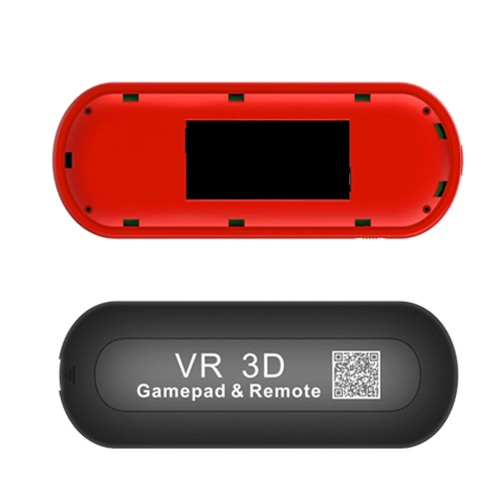 CSY-051 Multi-function VR Remote Control Virtual Reality Mini Gamepad Remote Game Console Controller Multifunction Portable Wireless BT 3.0 Selfie Camera   Shutter Control Music with 360° Rocker for BT 3.0 Above Devices