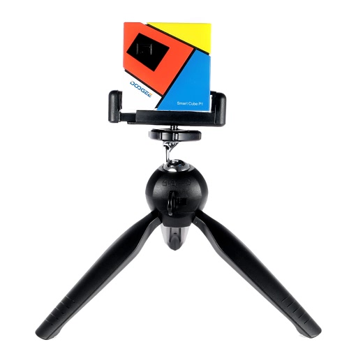 Adjustable Mini Tripod 360° Rotation Universal Phone Holder Stand Bracket for DOOGEE Projector iPhone6 6 Plus Samsung S6 4.0-5.7inch Smartphone