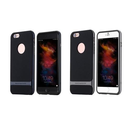 ROCK Protective Back Case Bumper Shell Cover for iPhone 6 Plus 6S Plus