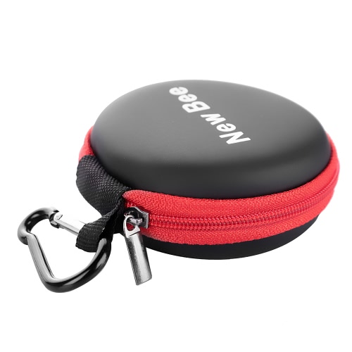 NewBee Earphone Bags Portable EVA Storage Bag for Earphones