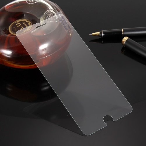 Original KKmoon Preminum Full Screen Protection Tempered Glass Screen Protector Film 9H Hardness Ultrathin High Transparency Anti-scratch Anti-dust Eye-care for iPhone 7 4.7inch