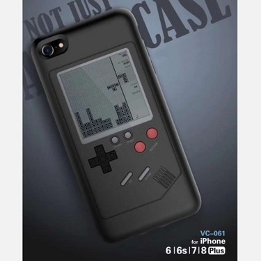 Classic Mobile Games Phone Cases for iPhone