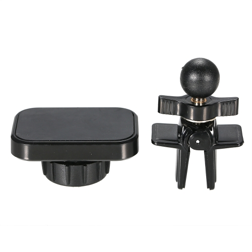 Magnetic Mount Universal Cell Phone Air Vent Car Mount Holder Cradle 360° Rotation Phone Stand Bracket for Smartphones