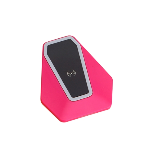 Qi-Certified Ultra Slim Wireless Charger Charging Pad