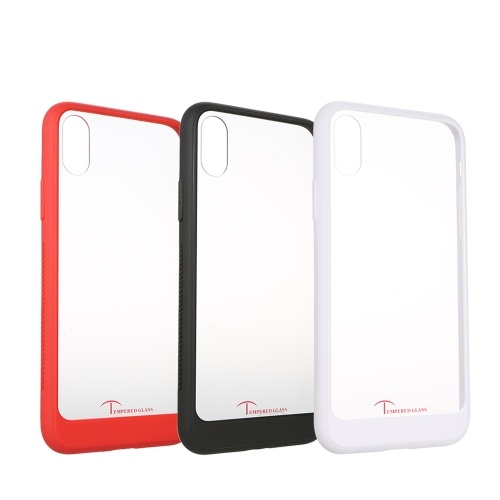 Tempered Glass Case Ultra-Thin Transparent Pr...