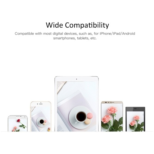 Portable Phone Chargers Separatable Power Adapter 2-in-1 USB Travel Wall Charger US Plug Power Bank External Battery Pack 8000mAh 2-Port High-speed Charging Multi-protection for Smartphone Tablet