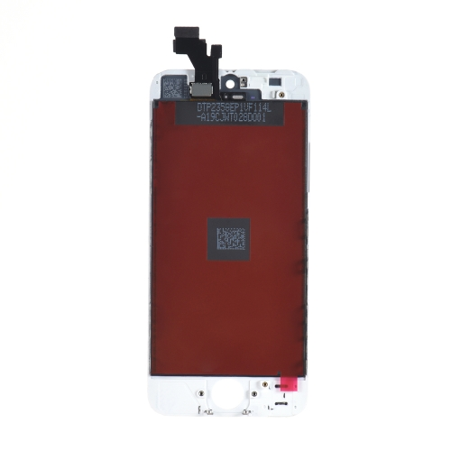 Screen Replacement for iPhone 5 4 Inches LCD Capacitive Screen Multi-touch Digitizer Replacement Assembly Front Glass