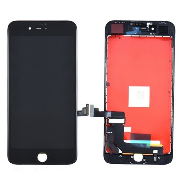 Screen Replacement for iPhone 8 Plus 5.5-Inch LCD Capacitive Screen Multi-touch Digitizer Replacement Assembly Front Glass