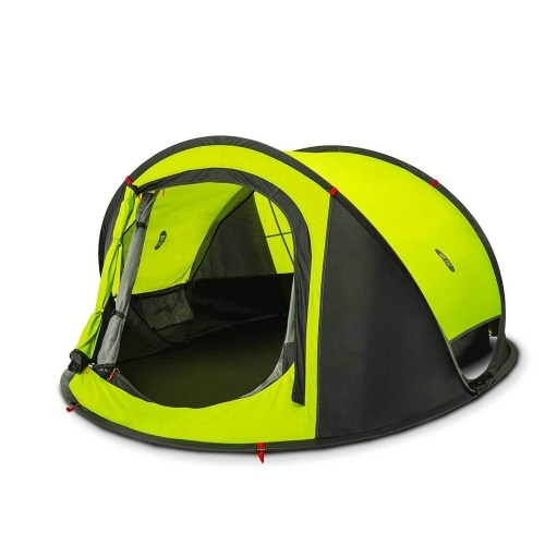 Xiaomi Zaofeng Outdoor Automatic Tents Fast Opening for 3-4 Users Throw Tent Rainproof Moistureproof Fast Opening Tent Large Space For Camping Hiking