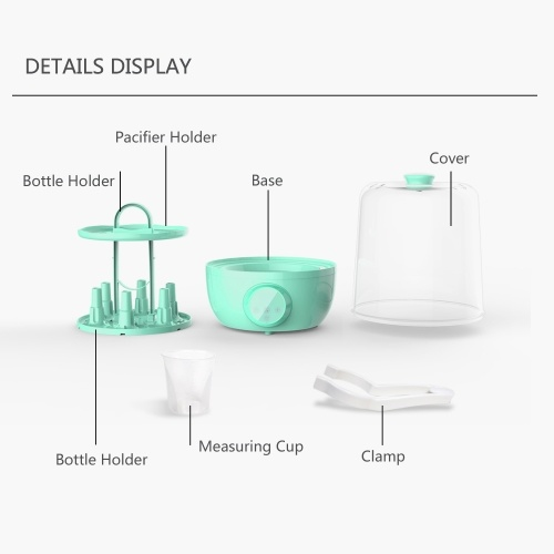 Xiaomi Kola Mama Baby Bottle Dryer Sterilizer Mijia Bottle Dryer Milk Water Fast Heating Pacifier Clean for Nipple Feeder Bottle