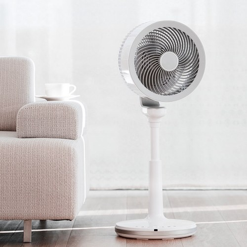 Xiaomi Mijia Lexiu Fan for Home Cooler House Floor Standing Fan 220V 46W Portable Air Conditioner Natural Wind Remote Control