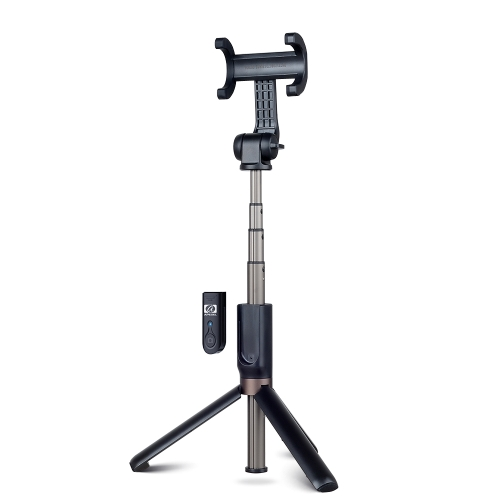APEXEL APL-D3 2 in 1 Selfie Stick Tripod BT Wireless Selfie Shutter Adjustable Tripod 360-degree Rotation for iOS Android Smartphone