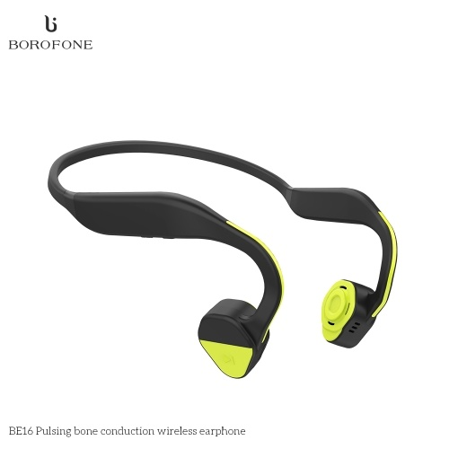 BOROFONG BE16 Plusing Bone Wireless BT Earphone BT 4.1 Large Battery Sweat Resistance Durable Material for iPhone X iPhone 7 Samsung Note 8 S8 S9