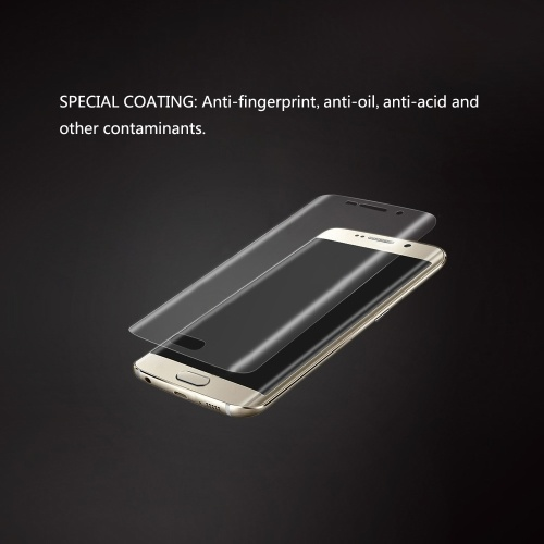Full Coverage Protective Film Soft Phone Screen Protector for Samsung Galaxy S6 edge 5.1-inch Anti-scratch