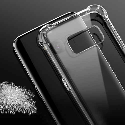 TPU Phone Protective Case for Samsung GALAXY S8 Cover 5.8 Inches Eco-friendly Stylish Portable Anti-scratch Anti-dust Durable