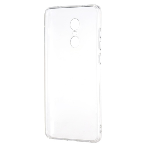 TPU Phone Protective Case for Xiaomi Redmi Note 4X Cover 5.5 Inches Eco-friendly Stylish Portable Anti-scratch Anti-dust Durable