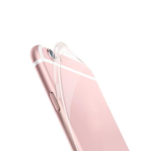 TPU Phone Protective Case for  iPhone 6 6S Cover 4.7 Inches Eco-friendly Stylish Portable Anti-scratch Anti-dust Durable