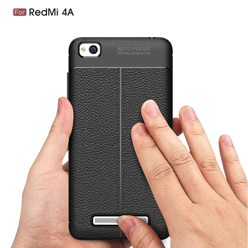 Phone Protective Case for Xiaomi Redmi 4A Cover 5inch Eco-friendly Stylish Portable Anti-scratch Anti-dust Durable
