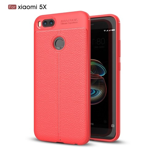 Phone Protective Case for Xiaomi 5X Cover 5.5inch Eco-friendly Stylish Portable Anti-scratch Anti-dust Durable