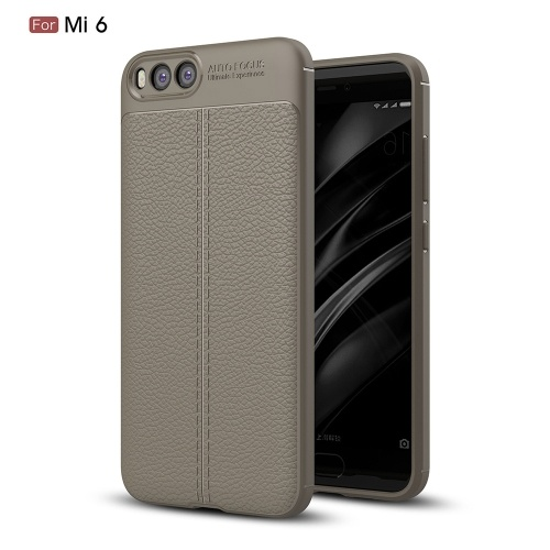 Phone Protective Case for Xiaomi 6 Cover 5.15inch Eco-friendly Stylish Portable Anti-scratch Anti-dust Durable