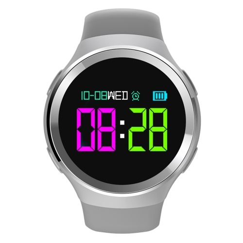 N69 Smart Band Smart Bracelet Smart Watch Heart Rate Blood Pressure Sleep Monitor Intelligent Reminder Sports Tracker Call Reject Messages Color Screen Large Battery