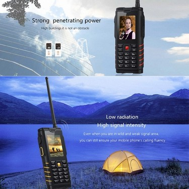ioutdoor T2 Feature Mobile Phone