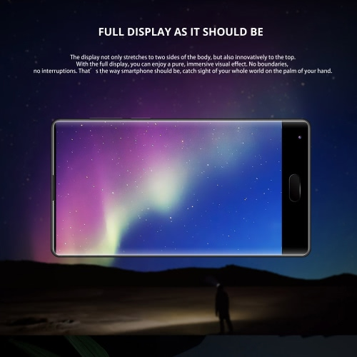 DOOGEE MIX 4G Smartphone 5.5 inches AMOLED 4GB RAM 64GB ROM Dual Back Camera Lens