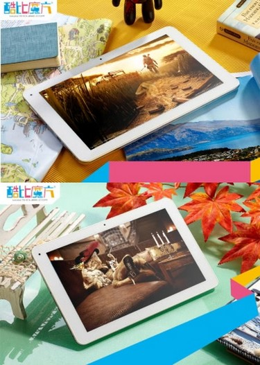 Cube U30GT 16GB 10.1″ Tablet PC Android 4.1 RK3066 Dual Core 1.6GHz 10 Points Touch HD 2MP Dual Camera WIFI White