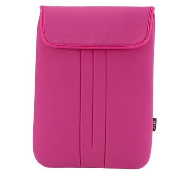 LSS Soft Sleeve Bag Cover Case Fastener tape 15-inch 15.4″ for MacBook Pro Retina Ultrabook Laptop Notebook Portable
