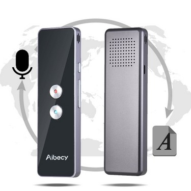 Aibecy Real-time 2-way Instant Multi Language...