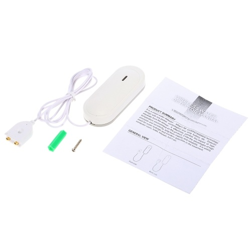 OWSOO  433MHz Wireless Water Intrusion Leakage Sensor Detector for Home House Security Alarm System