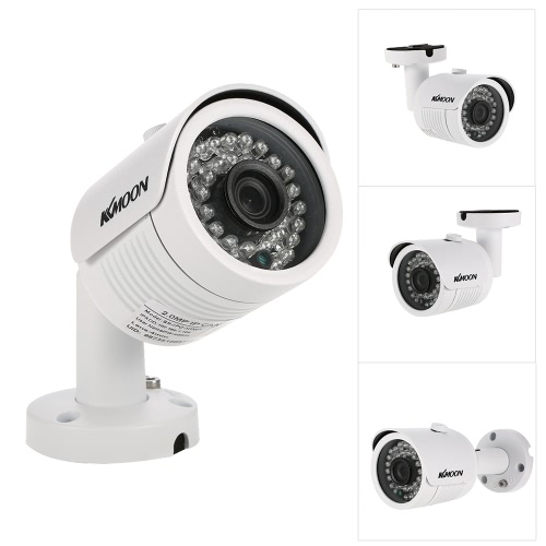 KKmoon 1080P HD POE Bullet IP Camera