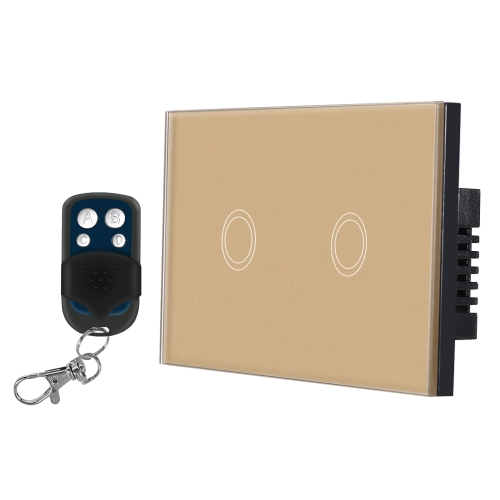US/AU Standard Smart Remote Control Wall Touch Switch