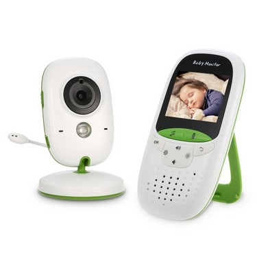 VB602 2.0in LCD 2.4GHz Wireless Baby Monitor