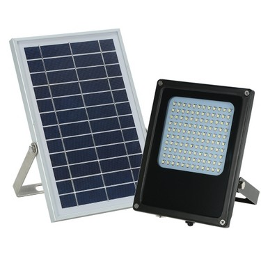Solar Powered Floodlight 120 LED Solar Lights